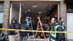Kosher shop targeted by gunmen in Jersey City, 11 Dec 2019