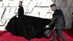 Billy Porter on the red carpet at the Oscars