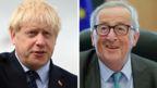 Boris Johnson, Jean-Claude Juncker