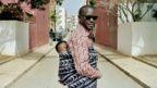 Birama, a civil engineer, and Ndeye Fatou in the Residence de la Paix neighbourhood in Dakar, Senegal