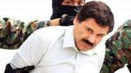 "oaquín ""El Chapo"" Guzmán captured in Mexico in 2014"