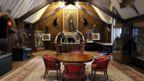 The Explorer's Club's New York headquarters houses around 1,000 artefacts