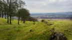 It's generally accepted that the Antonine Wall was abandoned within two decades