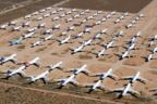 airplanes grounded during Covid-19
