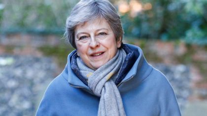 May to ask EU for Brexit date delay