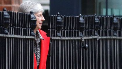 May: Ousting me won't help Brexit